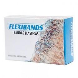 BANDAS ELASTICAS X 50 GRS CAJA FLEXIBANDS