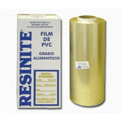 "FILM RESINITE 12"" 30 CM X 1400 MTRS X 10 MCRS"