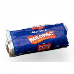 ROLOPAC REPUESTO 38 CM X 100 MT