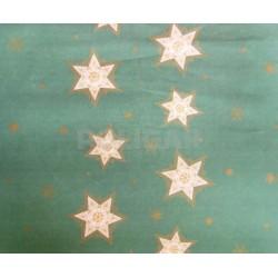 CAMINOS DC GLITTERING STARS VERDE X 1.20 MTS