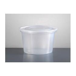 POTES 1/8 PLASTIVAS X 100 UN (TAPA 71)