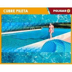 CUBRE PILETAS 1,06 MT DE ANCHO X METRO