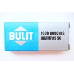 BROCHES BULIT S 6 MM X 1000 U