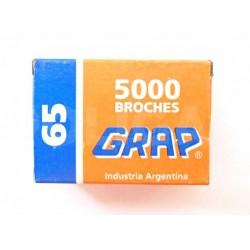 BROCHES GRAP 65 X 5000