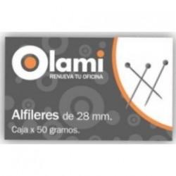 ALFILERES OLAMI X 50 GRS