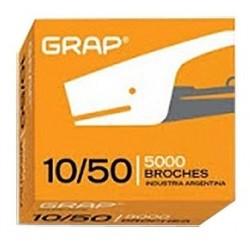 BROCHES GRAP 10/50 X 5000 UNID