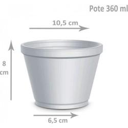 POTE TERMICO 360 CC DART C/TAPA