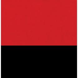 BARNIZ VITRAL AD TRANS ROJO CLARO 50 ML