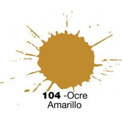 ACRILICO AD ESCOLAR OCRE AMARILLO 40 ML