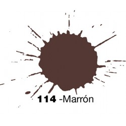 ACRILICO AD ESCOLAR MARRON 40 ML