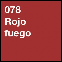 MAQUILLAJE AD ROJO FUEGO 40 ML