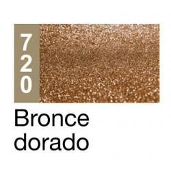 GLITTER AD BRONCE DORADO 3 GRS