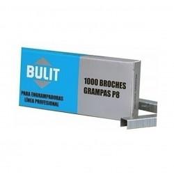 BROCHES BULIT S 8 MM X 1000 U