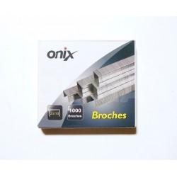 BROCHES ONIX 23/10 X 1000