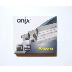 BROCHES ONIX 23/13 X 1000