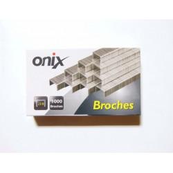 BROCHES ONIX 23/8 X 1000